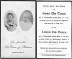 Decoux Jean et Louis