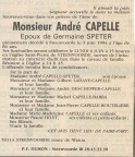 Capelle Andre epoux Speter
