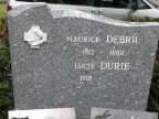 Debril Maurice epoux Durie