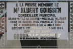 Goussen Albert epoux Decaelf