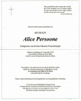 Persoone Alice epouse Noorenberghe 1/2