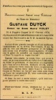 Duyck Gustave epoux Fiolet