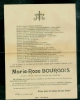 Bourgois Marie Rose
