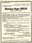DRIEUX Roger