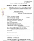 ROPITAL Marie Therese