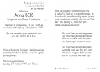 Bels Anna epouse Nottebaere