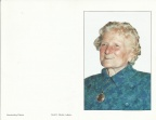 Angele Millecamps 1902-1996 -2