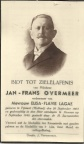 Overmeer Jan-Frans - recto