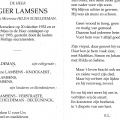 Roger LAMSENS ux Hilda SCHELDEMAN o 20-10-1932 a Roeselaere et + 29-1-1993 a Roeselaere||<img src=_data/i/upload/2019/04/01/20190401104513-7d8be990-th.jpg>